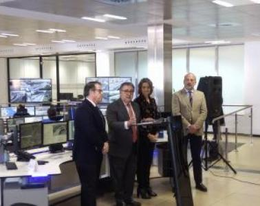 Last March, the new Traffic Management Centre in Southwest Spain was opened