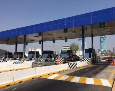 SICE will install the Toll Management System at the Ojo de Agua Intersection the Mexico - Pachuca Highway